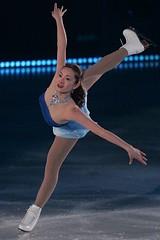 figure skating - shizuka arakawa Arabesque spiral winter sports