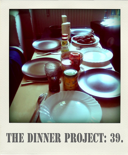 the dinner project: kw 23.