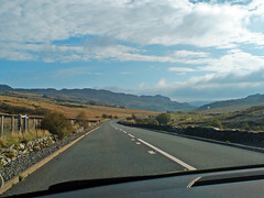 Cruising in North Wales!