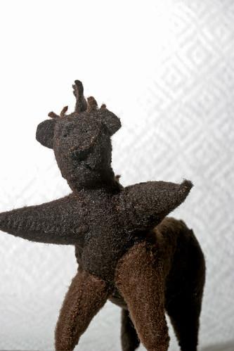 Beartaur, he wants hugs