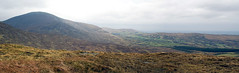 View from Luke's Mountain (View from the North) Tags: panorama photoshop canon 350d panoramic canon350d northernireland mourne mournemountains hillwalking countydown mournes slievemeelmore