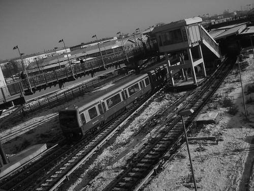 Berlin Estação de trem (S-bahn)