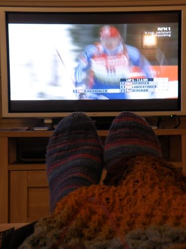 Nordic feet - Sunday feet