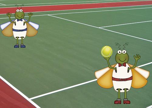 Buggylicious Tennis