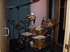Gospel Drum Setup