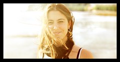 VIRGINIE in PHUKET, THAILAND ! :o) (Sebastien LABAN) Tags: orange color cute girl beautiful face yellow portraits mouth hair thailand lights for eyes shadows place portait highlights lips vietnam viet phuket nam vi