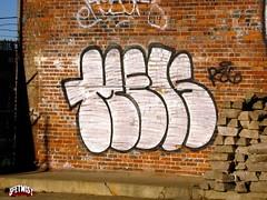 First graffiti hunt of 2009 (Seetwist) Tags: streetart art canon graffiti colorado paint grafitti denver graffitti illegal vandalism co graff aerosol mels grafitto 303 sd900 seetwist seetwistproductions