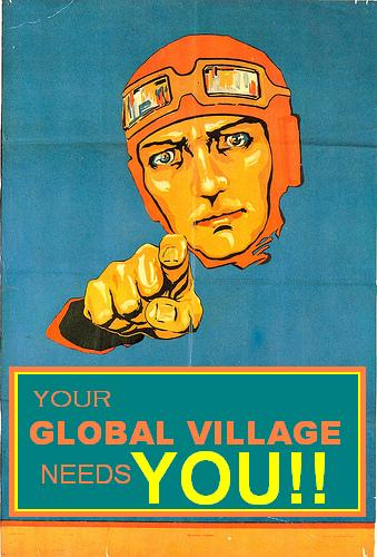 Your Global Village Needs You! by The_Donald.
