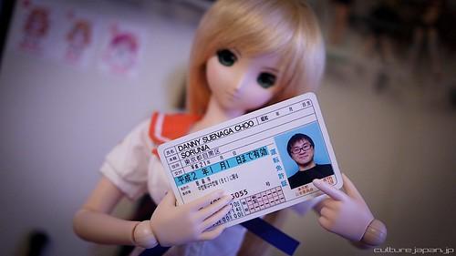 Japan Drivers License