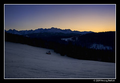 (Mariusz Petelicki) Tags: winter sunset zima tatry zachd tatramountains canon400d littlestoriespicswithsoul mariuszpetelicki fotocyfer