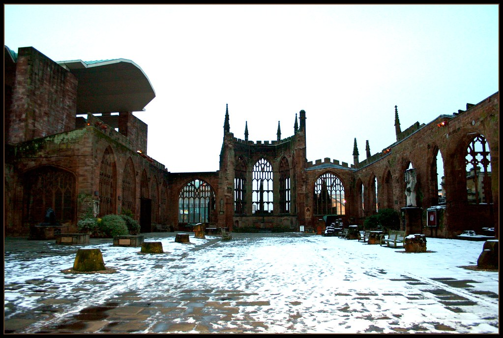 35/365 The Old Cathedral, Coventry.
