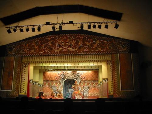 Ramayana-ballet in Solo