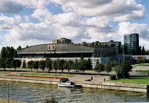 Калининград Sport Centre Yunost' (Youth) Kaliningrad  2003 ©  sludgegulper