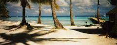Rangiroa 2001 beach (UbiMaXx) Tags: 2001 mer film beach water french polynesia interesting sand eau sable selection lagoon scan tahiti plage bora maxx borabora moorea rangiroa lagon polynésiefrançaise polynesie ubimaxx