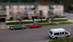 let's play (Kris Kros) Tags: two cars miniature models shift an ambulance and tilt kkg fakes kkgallery