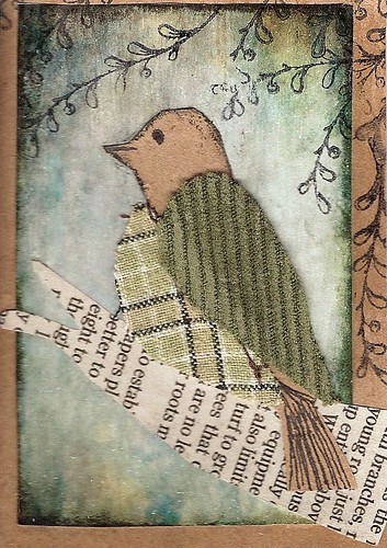 Bird Atc - #4 in series of 4