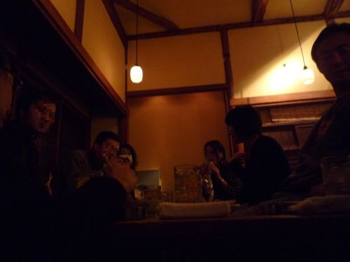 和風スタンディングバー「壌」(赤坂)