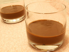 Silken Olive Oil Chocolate Mousse