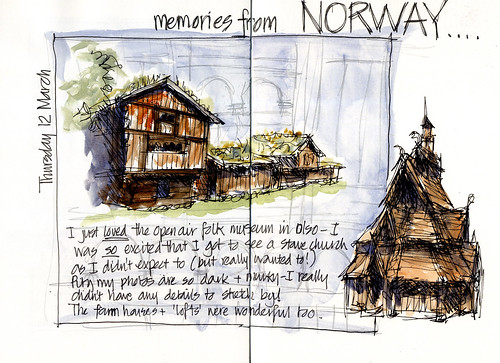 090312 Memories from Norway