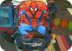 Spiderman Schoolbag