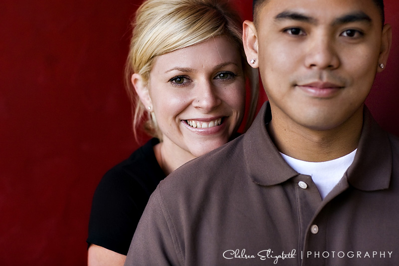 Red Wall Engagement Session