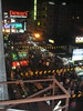 Khao San Road from a second floor …