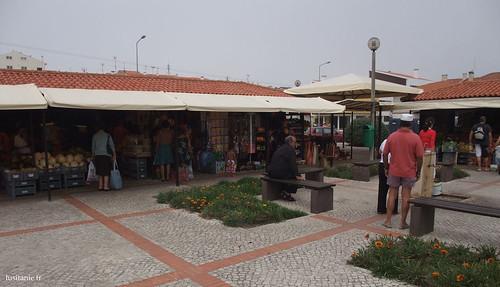 Mercado da aldeia dos Palheiros da Tocha