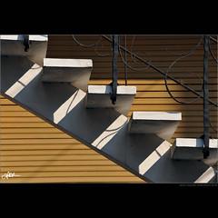 light stair (guido ranieri da re: work wins, always off) Tags: italy architecture nikon italia architettura indianajones treviso d700 nonsonoglianniamoresonoichilometri guidoranieridare