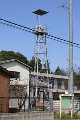 下赤坂の火の見櫓(川越市)