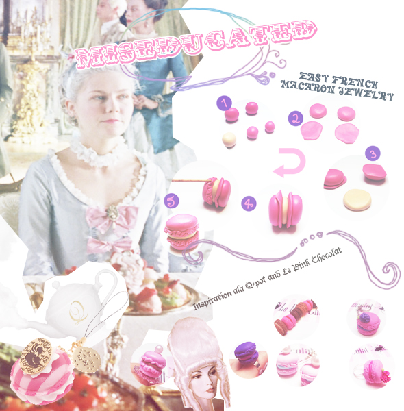 Easy Macaron Jewelry