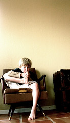 (laelvanessa) Tags: chair candid negativespace portraitchildrenchild