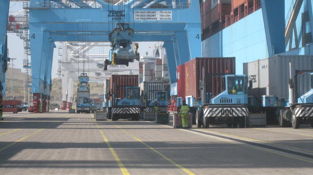 Tanger - Futur grand port de l'Afrique - Page 7 3386829761_85bfb83e95_b