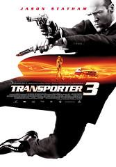 Poster Transporter 3 Jason Statham