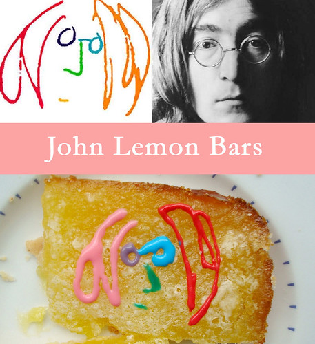 John Lemon Bars