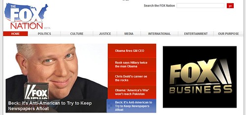 Foxnation page