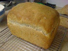 Loaf 9-2: good size for sandwiches & toasting