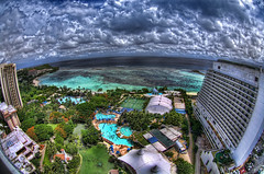 Guam! (/\ltus) Tags: ocean beach pool pentax hdr guam k7 pacificislandsclub 5xp picguam firstshotpostedwithmynewk7