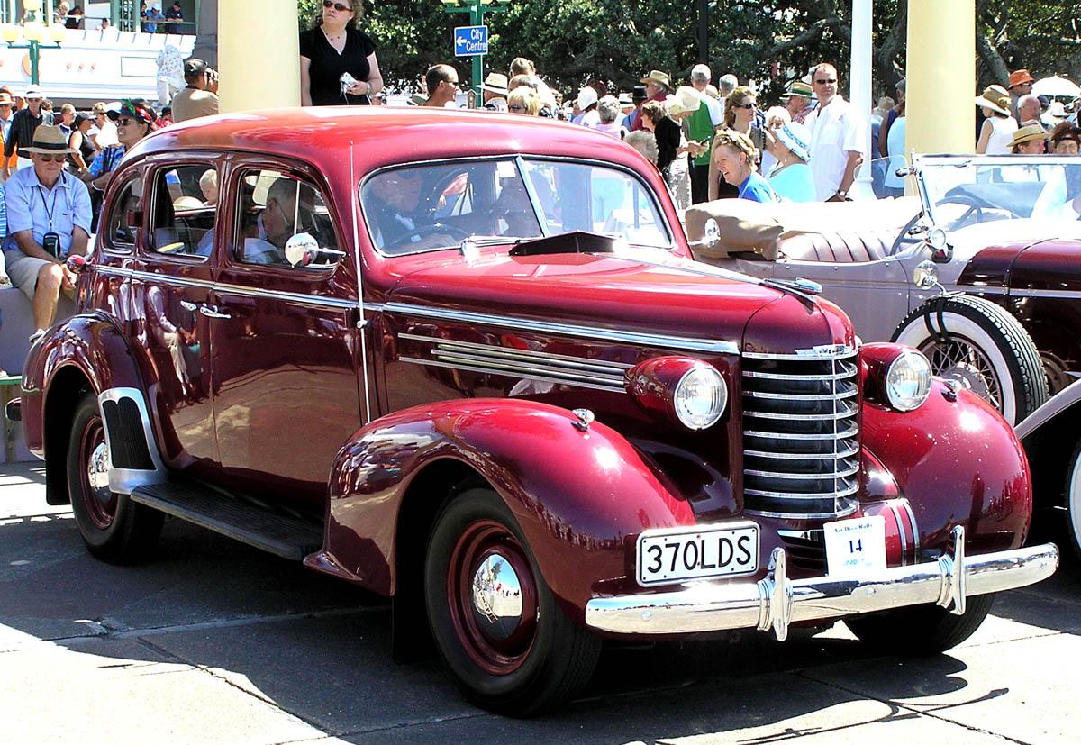 cars, car modification, Art Deco Car 15 Modification