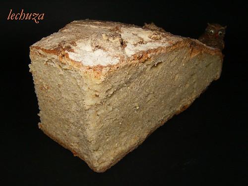 Sardinas con brona-pan