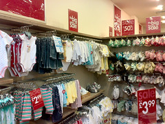 Crawley - Shopping for Baby clothes