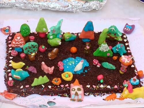 Fantasy cake contest
