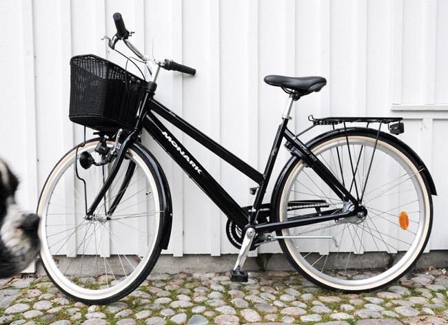 min nya cykel