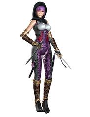 Ninja Gaiden Sigma 2 - Ayane costume