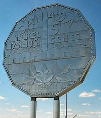 The Big Nickel, Sudbury, Canada