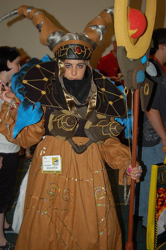 Comic Con 2009: Rita Repulsa