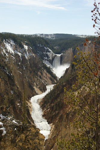 Lower Falls 2009 by LauraMoncur from Flickr
