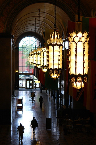 Transept, Fisher Building, Detroit