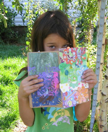 Lil' Mermai's Art Journal
