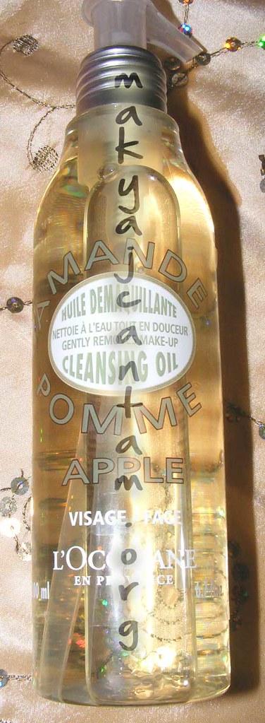Loccitane cleansing oil makyaj temizleme nasıl çıkarılır makyaj kozmetik cilt bakımı