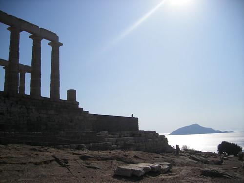 templo poseidón - cabo de sunion - grecia - IMGP6243